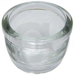 Glas løst