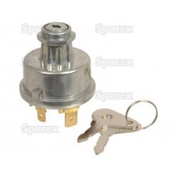 Startnøglekontakt (Generator)