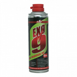 EXO 9 Universal Olie - Spray 250ml