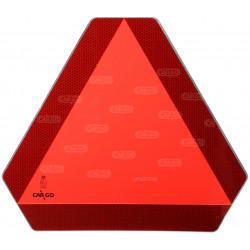 Reflekstrekant (Aluminium)