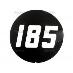Emblem 185